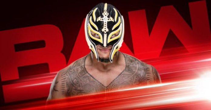 Rey Mysterio regresa a WWE RAW