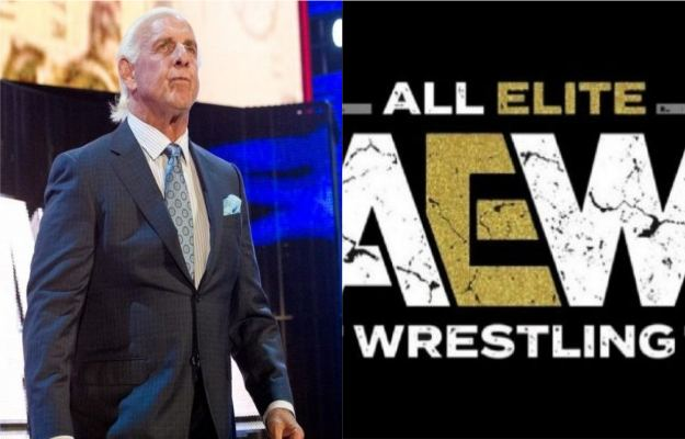 Ric Flair AEW