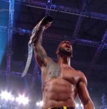Ricochet es el nuevo WWE United States Champion