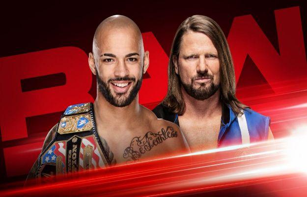 Ricochet vs AJ Styles