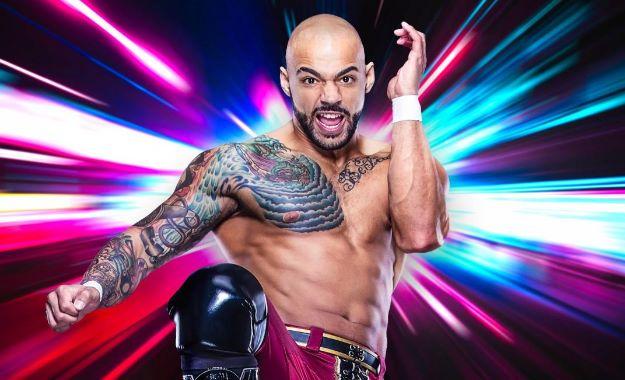 WWE noticias Ricochet