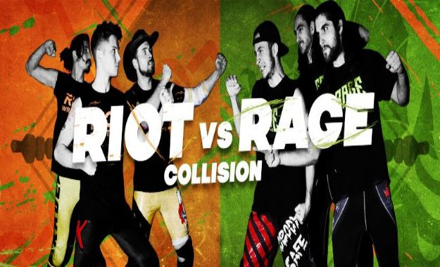 Riot vs Rage Collision