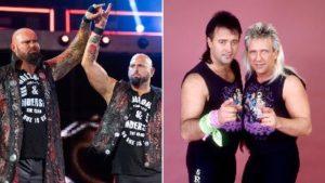 WWE noticias rock 'n Roll Express