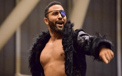 Rocky Romero en NJPW