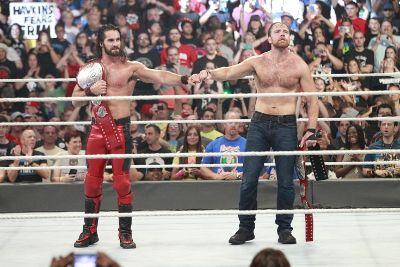 WWE noticias Rollins Ambrose