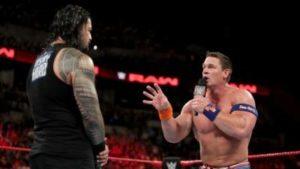 WWE noticias Reigns Cena