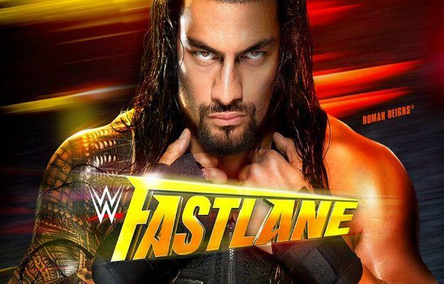 Roman Reigns FastLane