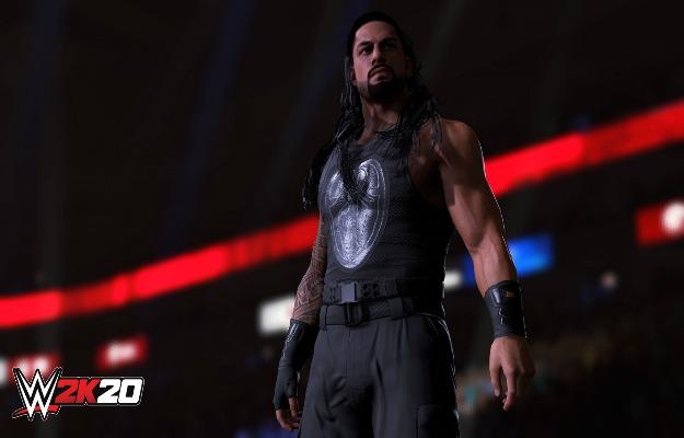 Roman Reigns WWE 2K20