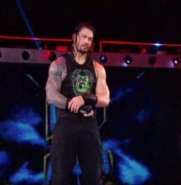 Roman Reigns WWE SmackDown
