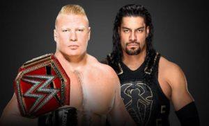 Roman Reigns se enfrentará a Brock Lesnar por el Universal Championship en WWE Summerslam