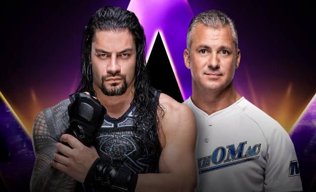 Roman Reigns vs. Shane McMahon en Super Show Down