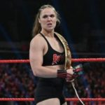 rousey main event wrestlemania