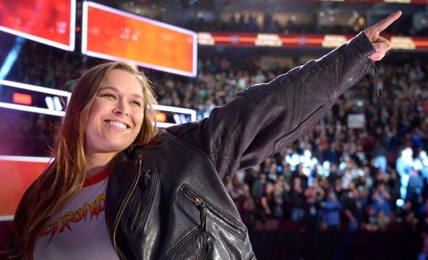 debut de Ronda Rousey para el WWE Live de China