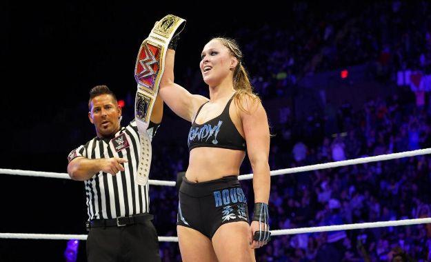 Ronda Rousey WWE 24