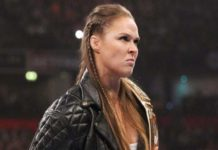 Ronda Rousey WWE SmackDown Live