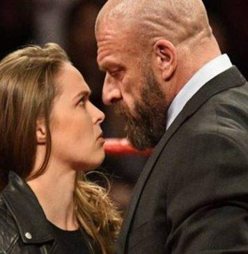 Ronda Rousey estaría dandole ideas sobre su regreso constantemente a Triple H