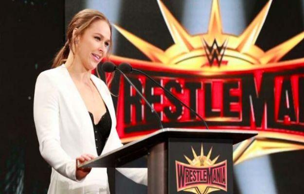 Ronda Rousey operada tras su lesión