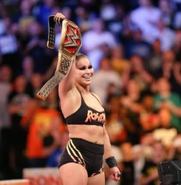 Ronda Rousey regreso