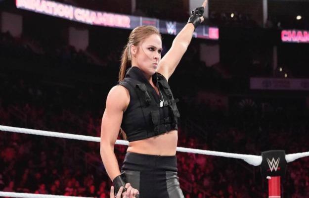 Ronda Rousey serie