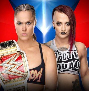 Ronda Rousey vs Ruby Riott