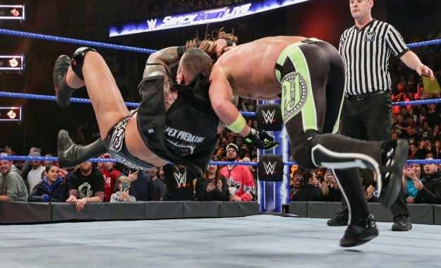 Ruleta Loca en SmackDown Live