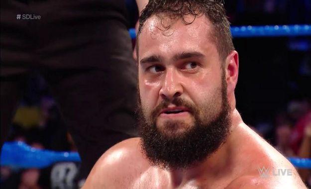 Rusev derrotó a Jinder Mahal en SmackDown Live