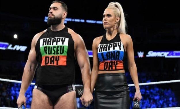 Rusev y Lana no estarían interesados en volver a firmar contrato con WWE