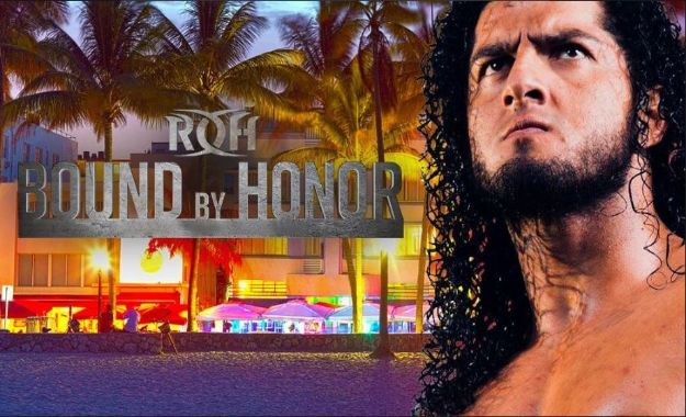 Rush en ROH en Febrero