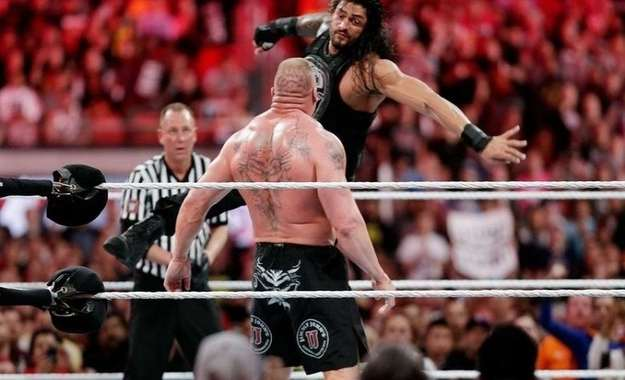 Ryback comenta sobre por qué Romans Reigns se está enfrentando a Brock Lesnar en Summerslam