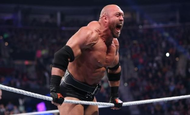 Ryback opina sobre WWE Evolution