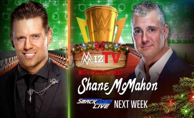spoilers para el WWE Smackdown Live del 25 de diciembre