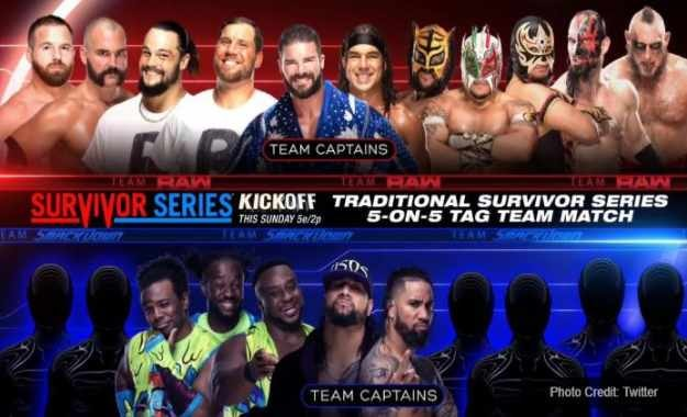 últimas noticias de WWE Survivor Series