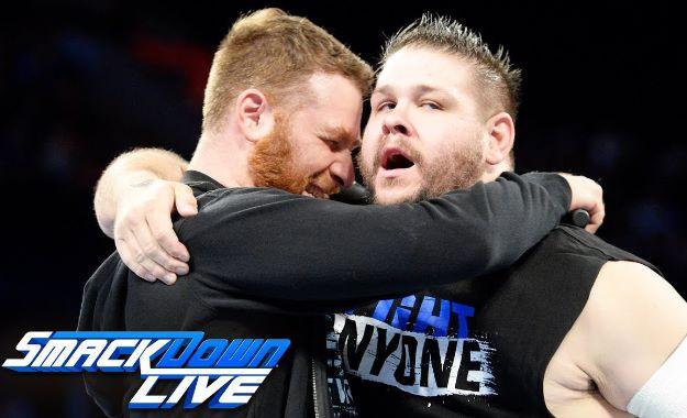 WWE noticias Sami Zayn y Kevin Owens