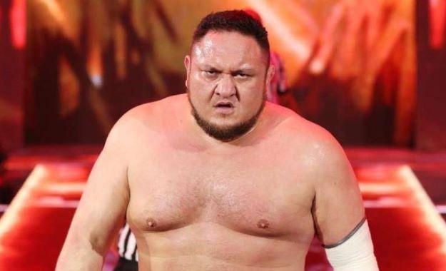 WWE noticias Samoa Joe