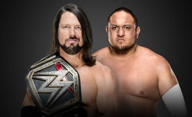 Samoa Joe se enfrentará a AJ Styles por el WWE Championship en WWE Summerslam
