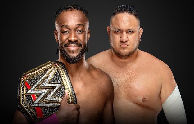 Samoa Joe vs Kofi Kingston en WWE Extreme Rules 2019