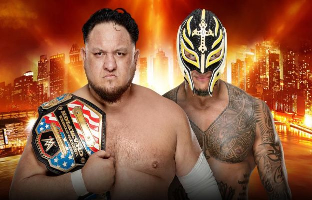 Samoa Joe vs Rey Mysterio Jr. Análisis