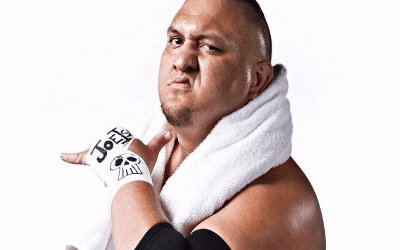 Samoa Joe habló para Planeta Wrestling