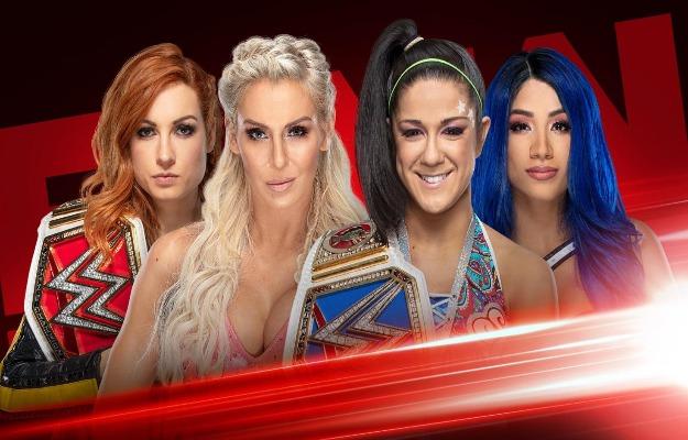 Sasha Banks RAW