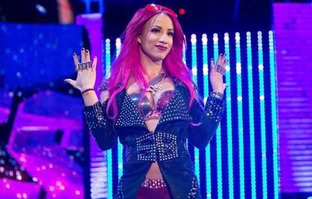 Sasha Banks SummerSlam
