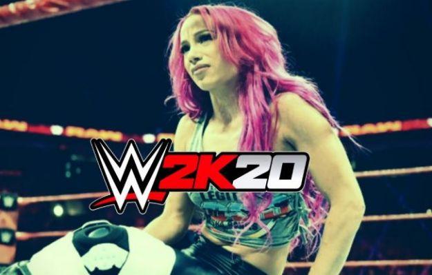 Sasha Banks WWE