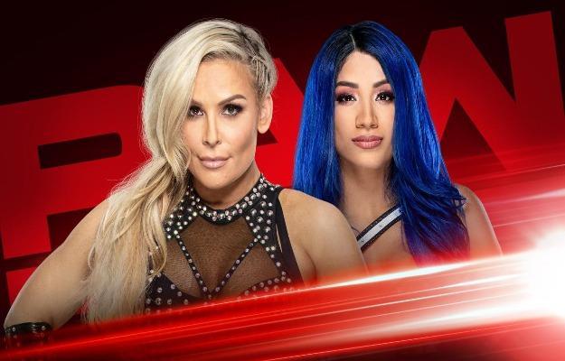 Sasha Banks WWE RAW