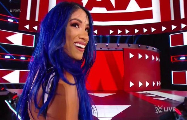 Sasha Banks regresa