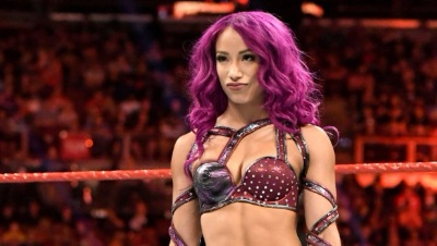 Sasha Banks wrestlemania
