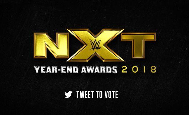 Se anuncian los nominados a las categorías de los NXT Year-End Awards 2018