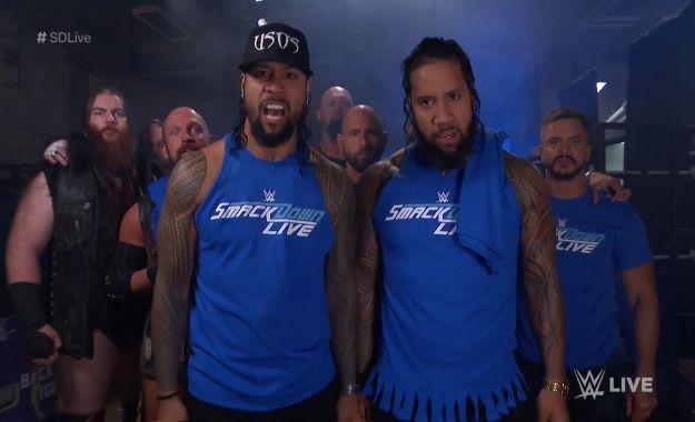 Se confirma al completo el equipo por parejas de Smackdown para Survivor Series