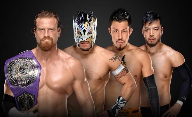 Se confirma el combate por el título crucero en Royal Rumble