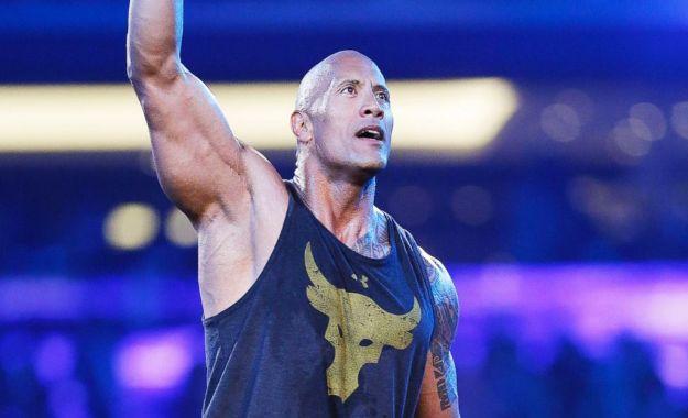 Se podría haber revelado el rival de The Rock en Wrestlemania 35