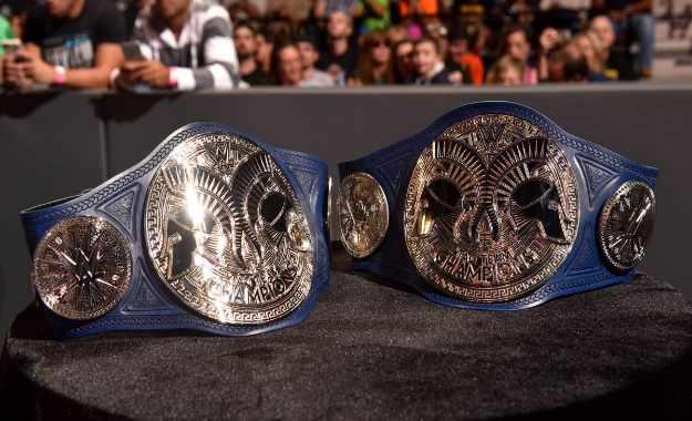 Paige releva los planes para los Smackdown Tag Team Championship en WWE Summerslam
