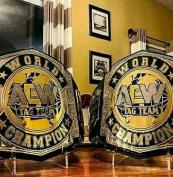 Semifinales torneo parejas AEW